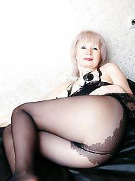 Pantyhose, Mature pantyhose, Mature blonde, Blonde mature, Pantyhose mature