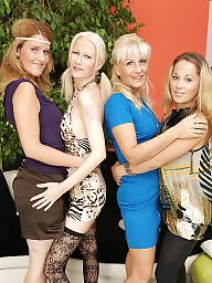 Group, Lesbian milf, Group sex, Milf lesbian