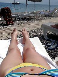 Feet, Brunette, Brunette milf, Milf feet