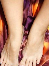 Wife, Feet