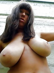 Breast, Nipples, Big nipples