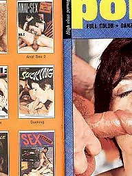 Club, Magazine, Blowjobs, Magazines, Hairy vintage