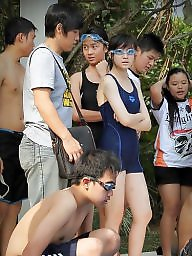 Swimsuit, Asian, Fetish, Asian teens