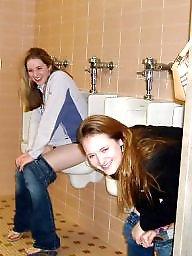 Bathroom, Hidden, Woman, Hidden cams