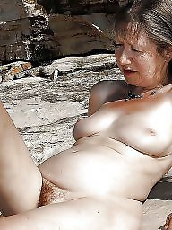 Granny, Hairy granny, Amateur mature