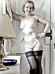 Blonde mature, Stocking mature, Mature blonde, Stockings mature
