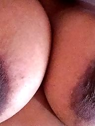 Ebony bbw, Nipple, Areola, Big ebony, Big black, Big nipple