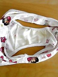 Used, Pantie, Used panties, Amateur panty