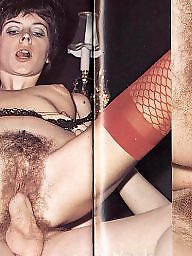 Retro, Magazine, Vintage hairy, Retro sex, Hairy vintage, Vintage sex