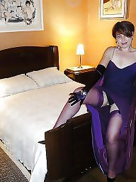 Dress, Stocking, Sexy dress, Sexy milf, Dresses, Sexy stockings