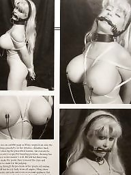 Bondage, Boobs, Vintage bdsm, Vintage boobs, Vintage bondage