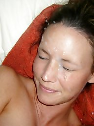 Wives, Milf facial, Amateur facials, Amateur facial, Expose, Amateur cumslut