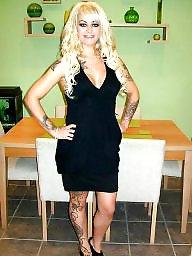 Tattoo, Blondes, Tattooed