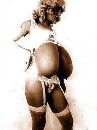 Vintage, Small, Model, Models, Busty, Busty big boobs