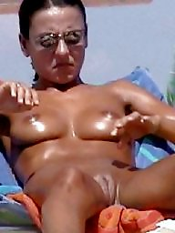 Mature beach, Holiday, Beach mature, Amateur matures