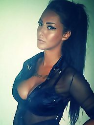 Serbian, Brunette amateur