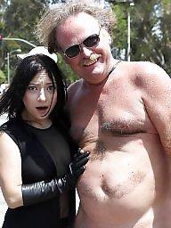 Cfnm, Public nudity, Fun