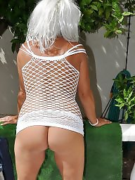 Mature, Mature amateur ass