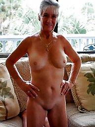 Grannies, Grey, Naked granny