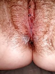 Creampies, Hairy creampie