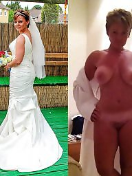 Dressed undressed, Bride, Brides, Undressing, Undressed, Undress