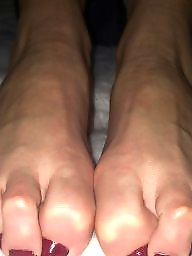 Amateur feet