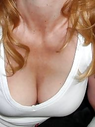 Saggy, Saggy tits, German mature, Hanging tits, German, Saggy mature