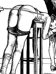 Teacher, Bdsm cartoon, Art, Cartoon bdsm, Bdsm art, Bdsm cartoons
