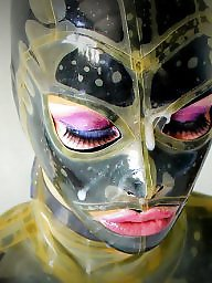 Mask, Bdsm mature