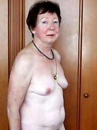 Granny, Milf, Hard, Granny mature