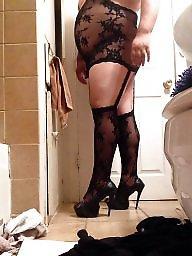 Lingerie, Wife, Bbw wife, Sexy bbw, Bbw lingerie, Amateur lingerie