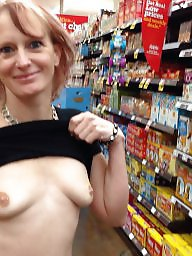 Ass, Store, Flasher, Nudity, Public nudity, Flashers