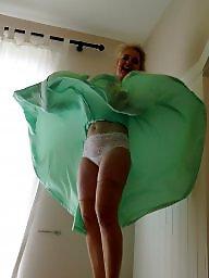 Vintage, Skirt, Dressed, Dress, Skirts, Vintage milf