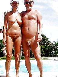 Couples, Naturist, Couple, Amateur couple