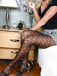 Stocking, Milf legs, Leg, Legs stockings