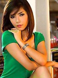 Thai, Lady, Massage, Asian teen, Bar, Ladies
