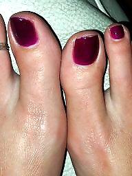 Wife, Feet, Amateur feet