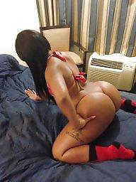 Black ass, Amateur black