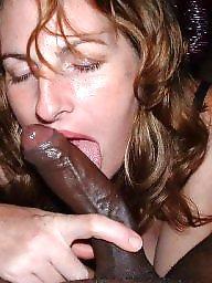 Used, Milf interracial, Condom