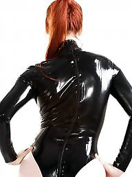 Leather, Dress, Dressing