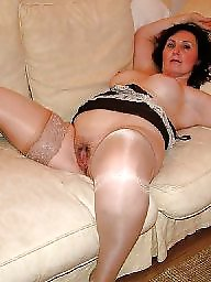 Russian mature, Kiss, Kissing, Russian milf