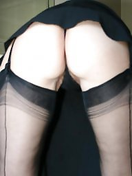 Uk mature, Amateur mature, Stockings mature, Halloween, Mature uk