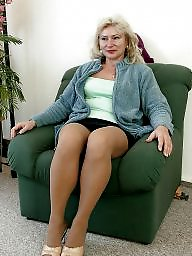 Granny pantyhose, Granny, Mature pantyhose, Granny stockings, Granny stocking, Pantyhose mature