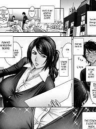 Teacher, Hentai, Milk, Milking, Manga