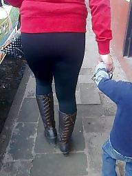 Upskirts, Street, Upskirt ass