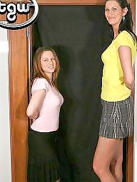 Femdom, Tall, Women, Amazons