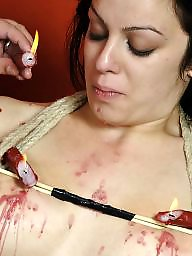 Torture, Punishment, Punish, Amateur bdsm, Wax