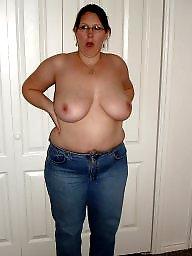Creampie, Strip, Posing, Bbw creampie
