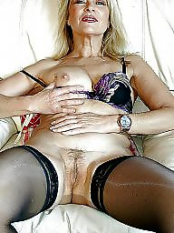 Italian, Blonde mature, Old mature, Mature stocking, Sexy mature, Mature blonde