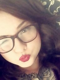 Tattoo, Glasses, Cute, Faces, Face, Cumming